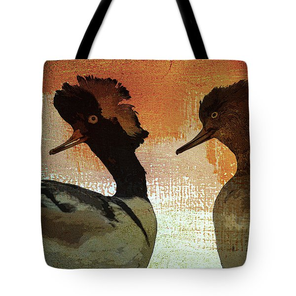 Duckology Tote Bag