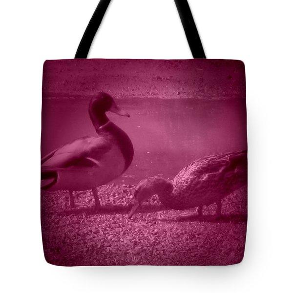 Ducks #1 Tote Bag