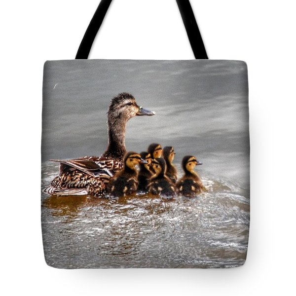 Ducky Daycare Tote Bag