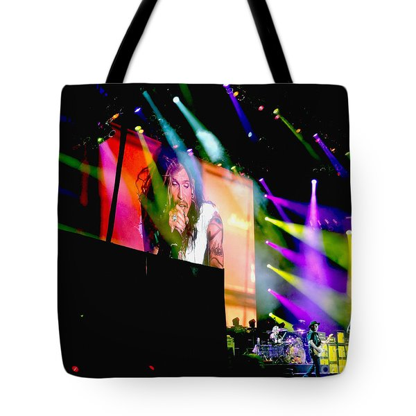 Sweet Emotion. Aerosmith Live Tote Bag