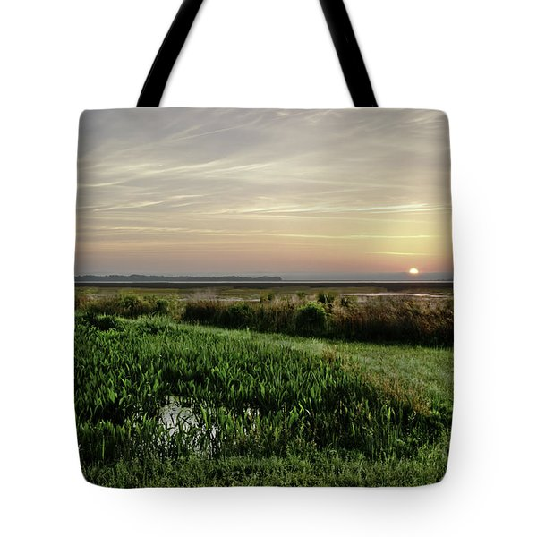 Due East Tote Bag by Phill Doherty