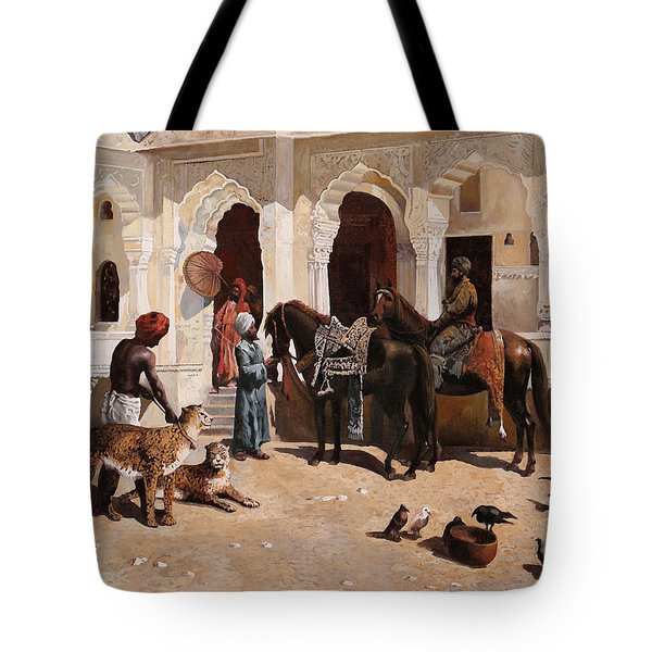 Due Ghepardi Tote Bag
