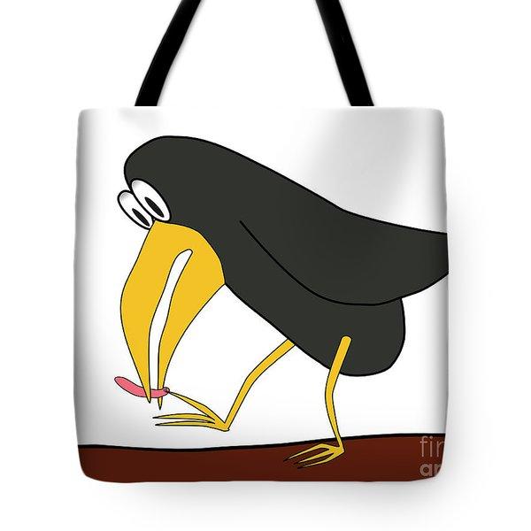Duel Tote Bag by Michal Boubin