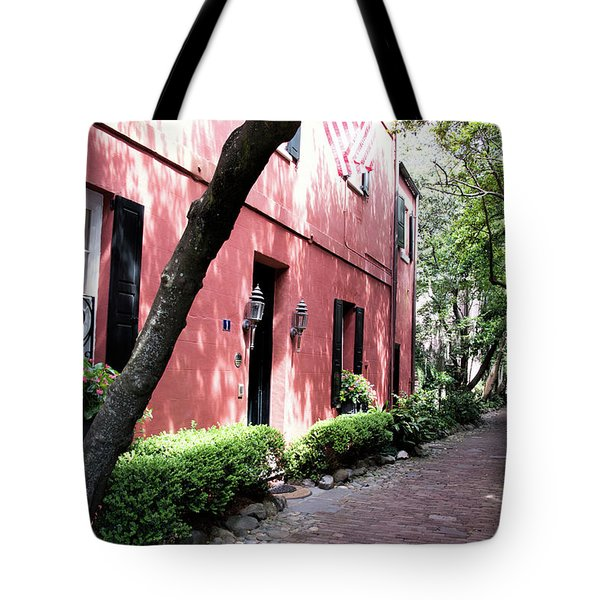 Dueler's Alley Tote Bag