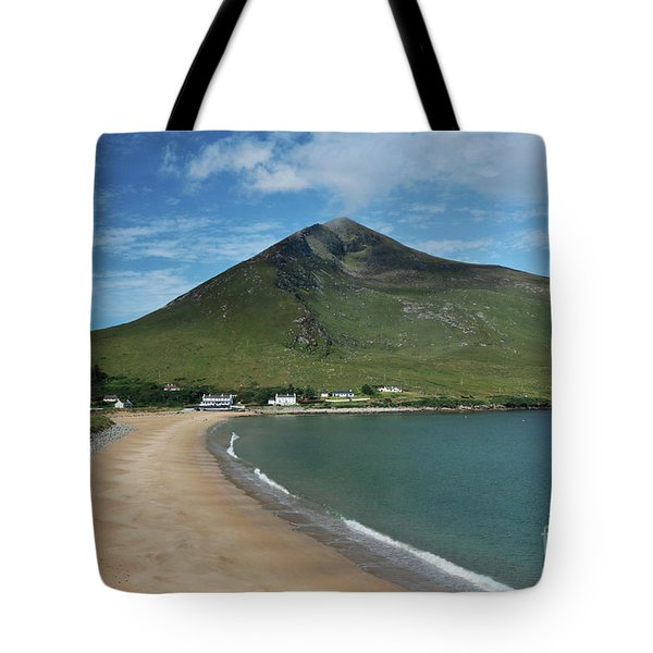 Dugort Beach Achill Tote Bag