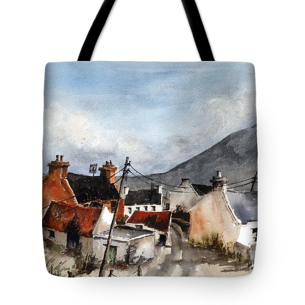 F 701  Dugort Clachan Achill Mayo Tote Bag
