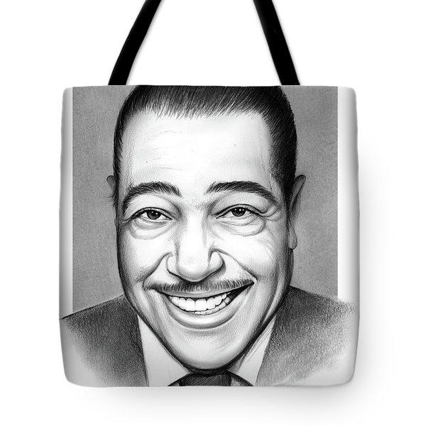 Duke Ellington 2 Tote Bag