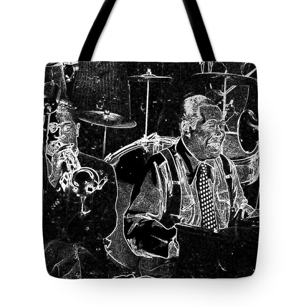 Duke Ellington Tote Bag