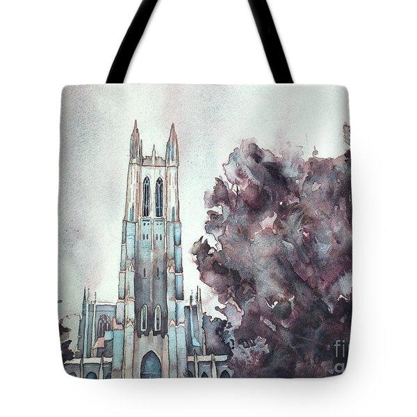 Duke University Chapel Tote Bag