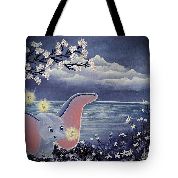 Dumbo Tote Bag by Dianna Lewis