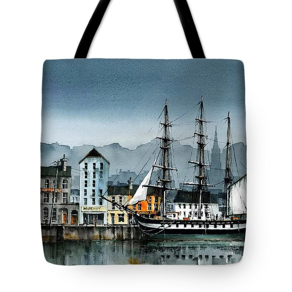 Dunbrody In New Ross Tote Bag