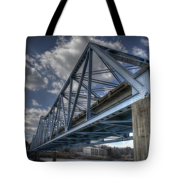 Duncan Bridge Tote Bag
