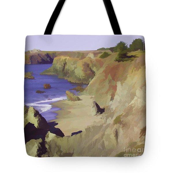 Above Bodega Tote Bag