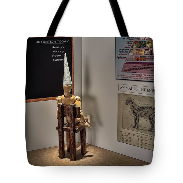 Dunce Tote Bag