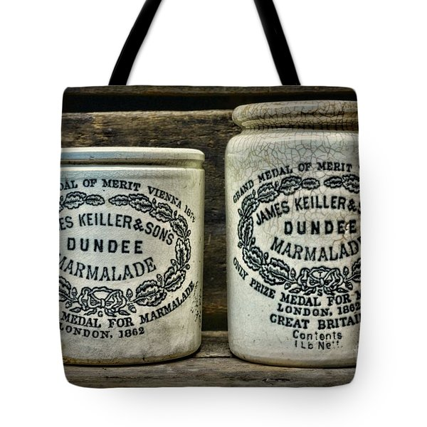 Dundee Marmalade Country Kitchen  Tote Bag