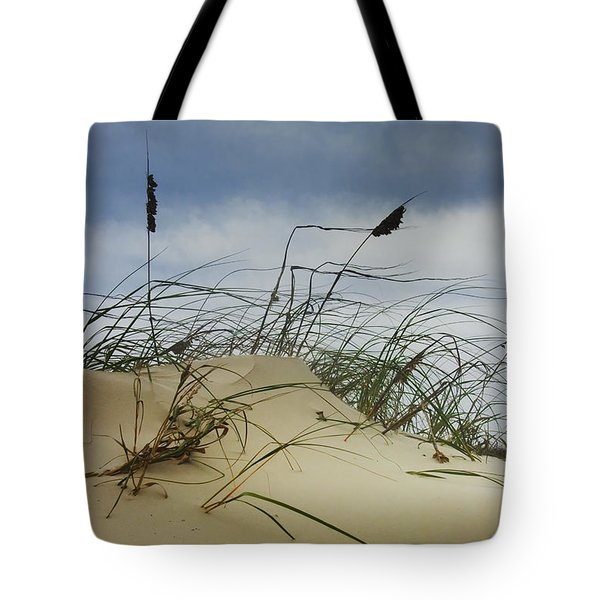 Dune And Beach Grass Tote Bag