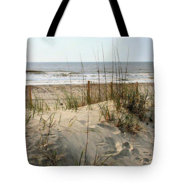 Dune Tote Bag by Angela Rath