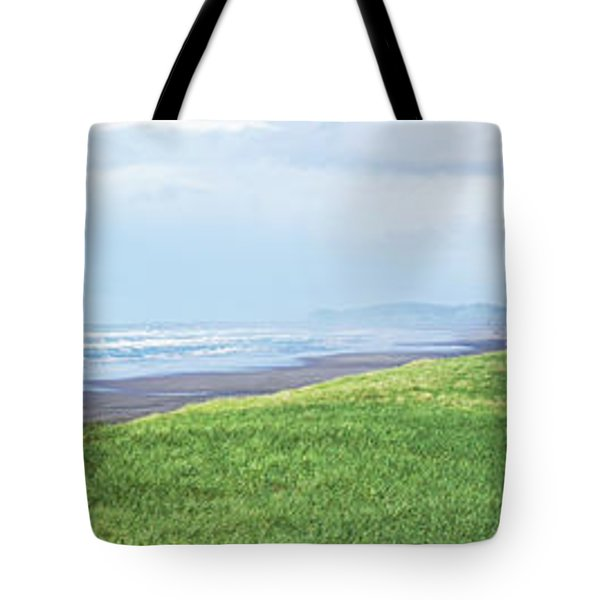 Dune At Fort Stevens Tote Bag