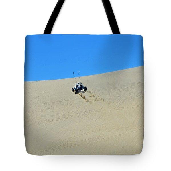 Dune Buggy 003 Tote Bag by George Bostian