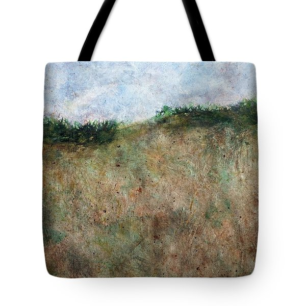 Dune Days - Art By Jim Whalen Tote Bag