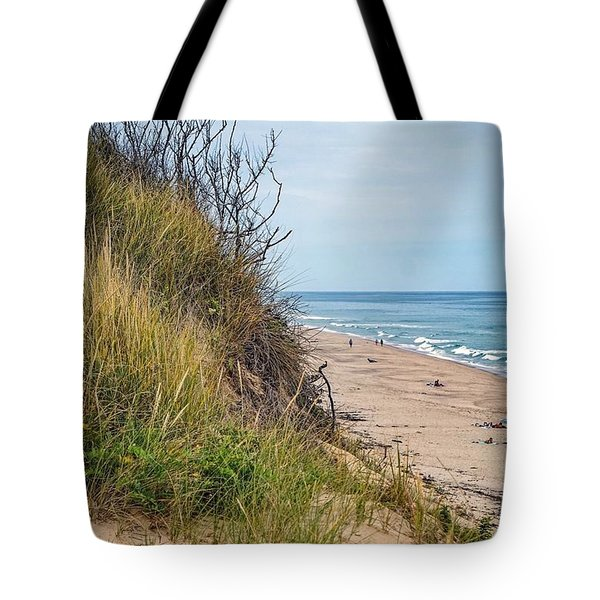 Tote Bag featuring the photograph Dune by Kendall McKernon