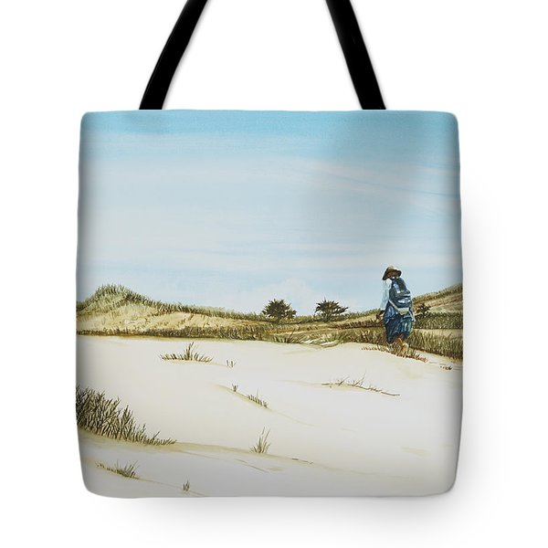 Dune Walker Province Lands Tote Bag