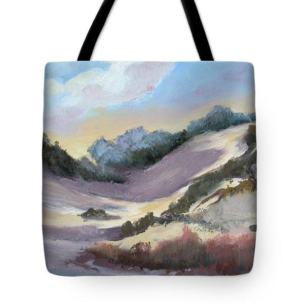 Dune6 Tote Bag