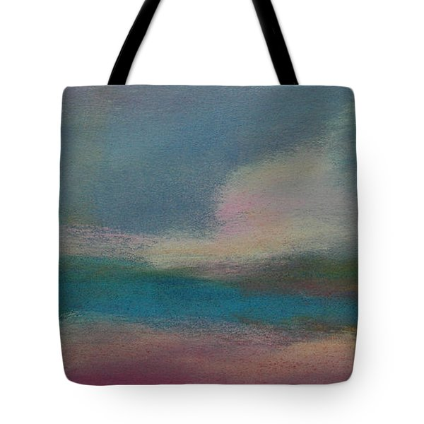 Dunes On The Horizon Tote Bag