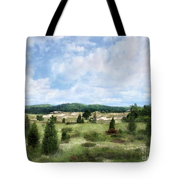 Dunescape Preserved Forever Tote Bag by Kathi Mirto