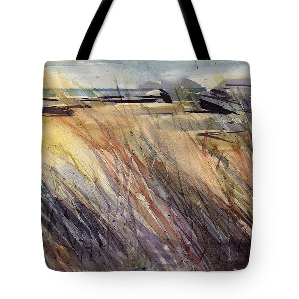 Dunescape Setting Tote Bag