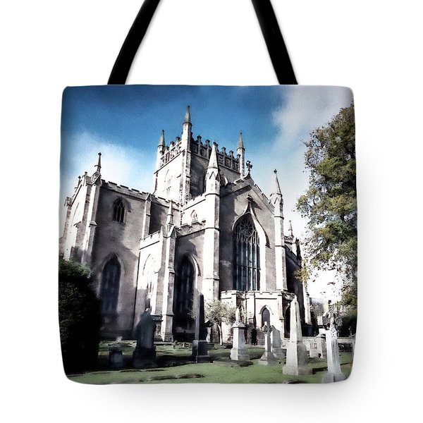Tote Bag featuring the photograph Dunfermline by Anthony Baatz