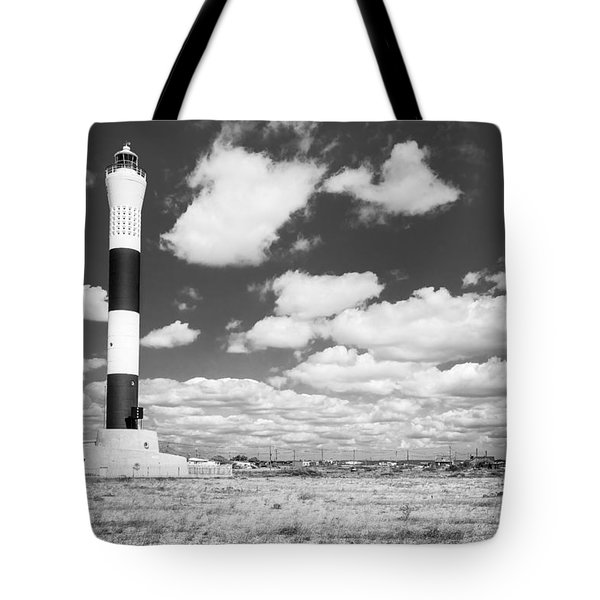 Dungeness Lighthouse. Tote Bag
