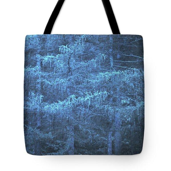 Dunkelheit Tote Bag