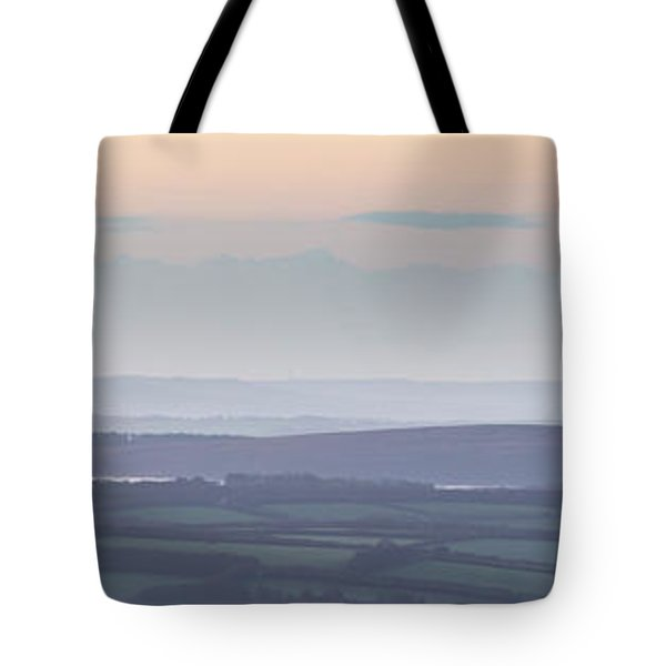 Dunkery Hill Morning  Tote Bag