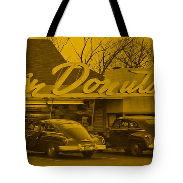 Dunkin Donuts Tote Bag