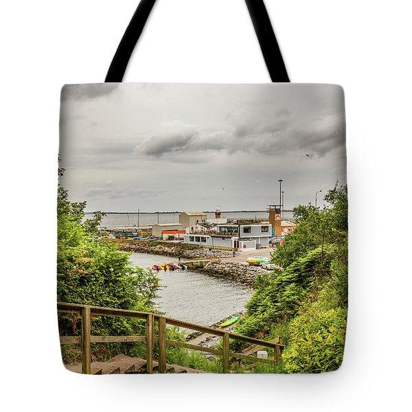 Dunmore Cove Tote Bag