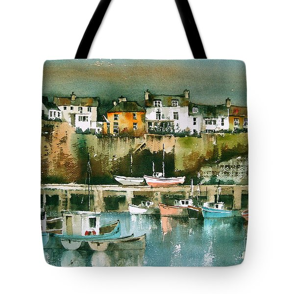 Dunmore East, Waterford Tote Bag