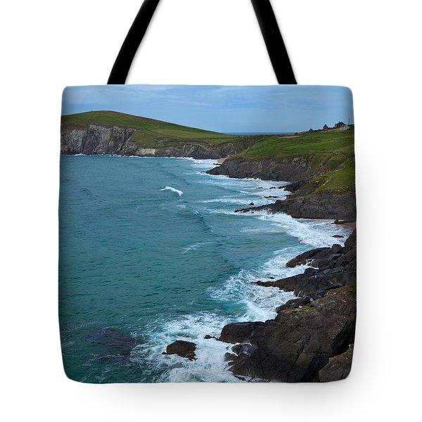 Dunmore Head, Dingle Peninsula, County Tote Bag