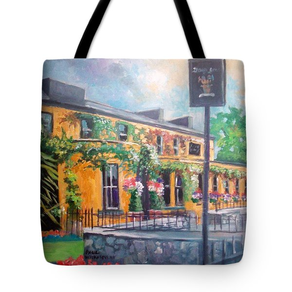 Dunraven Arms Hotel Adare Co Limerick Ireland Tote Bag