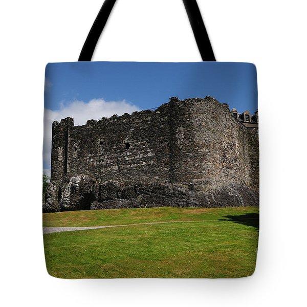 Dunstaffnage Castle Tote Bag