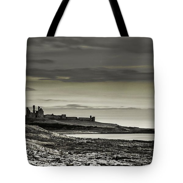 Dunstanburgh Tote Bag