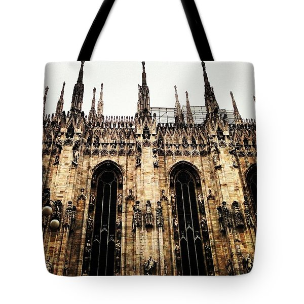 Duomo Tote Bag by Chikkas By Fran Galea