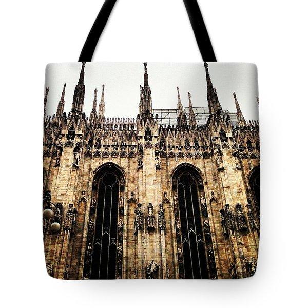 Duomo Tote Bag