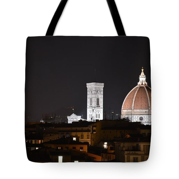 Duomo Up Close Tote Bag