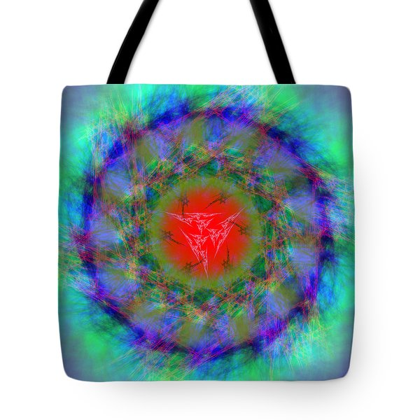 Tote Bag featuring the digital art Durbanisms by Andrew Kotlinski