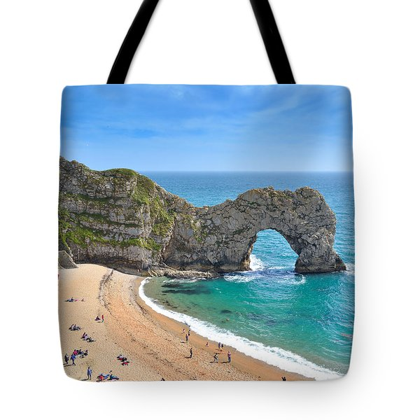 Durdle Door 2 Tote Bag