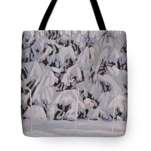 During The Storm Tote Bag