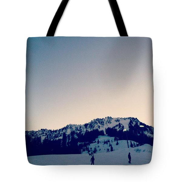 Dusk Tote Bag by Courtney Crossfield