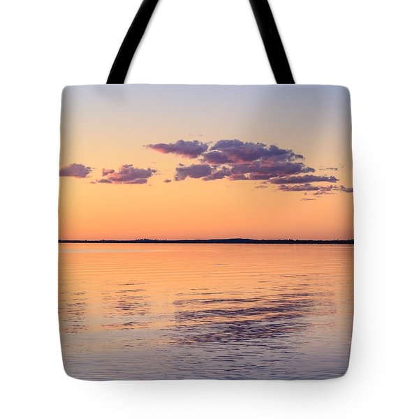 Tote Bag featuring the photograph Dusky Dream by Ray Warren