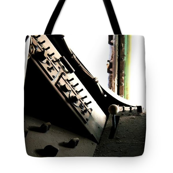 Dust Tote Bag by David S Reynolds